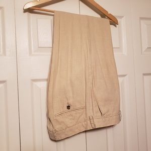 J. Crew Linen Dress Pants